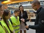 Zwiedzanie zakładu Alpha Technology w Dobczycach