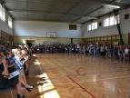 Akcja czytelnicza - Burmistrz czyta uczniom w SP nr 1 w Dobczycach