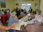 Zebranie Dobczyckiego Stowarzyszenia Emerytów i Rencistów