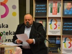wieczór poezji Wiktora Piwowarskiego