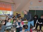 Wizyta w Szkole Podstawowej w Dziekanowicach