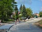 Przebudowa drogi w Rudniku