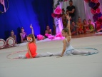V Turniej Wiosny w  Gimnastyce Artystycznej