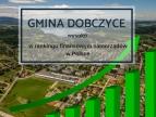 Gmina Dobczyce wysoko w rankingu finansowym samorządówgrafika
