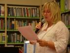 Spotkanie autorskie z Panią Jadwigą Daniek-Salawą