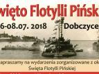 Święto Flotylli Pińskiej - plakat
