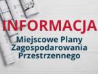Informuje o przystąpieniu do sporządzenia zmian części tekstowych 14 miejscowych planów zagospodarowania przestrzennego gminy i miasta Dobczyce