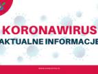 komunikat koronawirus