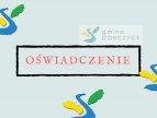 baner - oświadczenie - Gmina Dobczyce