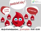 Akcja krwiodawstwa w Urzędzie Gminy i Miasta Dobczyce