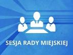 XXXIII Sesja Rady Miejskiej w Dobczycach