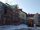 Rozbudowa szkoły w Brzączowicach, fot. Włodzimierz Juszczak