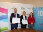 Porozumienie na rzecz rozwoju zawodowego mieszkańców powiatu myślenickiego