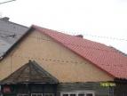 Remont budynku biblioteki miejskiej w Rynku w Dobczycach