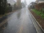Remont drogi gminnej w Brzączowicach