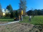 2014-10-10 Budowa instalacji fotowoltaicznej dla oczyszczalni ścieków w Dobczycach2014-10-10 Budowa instalacji fotowoltaicznej dla oczyszczalni ścieków w Dobczycach