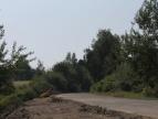 SIERPIEŃ 2015 Budowa chodnika przy ul. 21Stycznia w Dobczycach