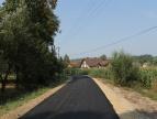 Droga w Stadnikach za szkołą