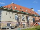Wymiana dachu na Szkole Podstawowej w Nowej Wsi