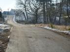 modernizacja drogi w Brzezowej