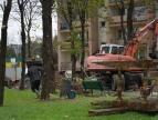 Przebudowa kanalizacji sanitarnej na os. Jagiellońskim