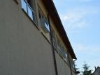 Wentylacja w sali gimnastycznej w Brzączowicach