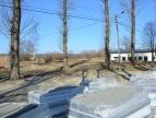 2019-02-19 Prace przy budowie parkingu przy ul. Podgórskiej fot. M. Gaweł