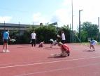 Organizacja zajęć nauki gry tenisa ziemnego, organizacja turnieju tenisowego oraz zakup sprzętu do nauki gry w tenisa ziemnego