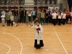 Otwarcie hali sportowej w Dobczycach