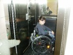 Montaż windy w szkole podstawowej w Dobczycach