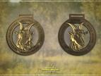"""medal - """"Raz kozie bieg"""""""
