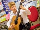 """Arcymistrz Gitary - III Ogólnopolski Konkurs Gitarowy """" Młodzi Czarodzieje Gitary"""""""