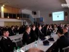 Narada z przedstawicielami jednostek Ochotniczej Straży Pożarnej z terenu powiatu myślenickiego