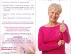 Mammografia 22 kwietnia 2014