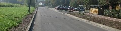 Remont ulicy Wesołej i Szkolnej 2