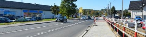 chodnik ul. Zarabie