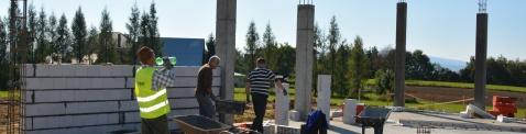 Budowa Szkoły Podstawowejn w Dziekanowicach