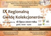 IX Regionalna Giełda Kolekcjonerów