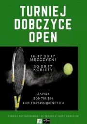 Turniej Dobczyce Open
