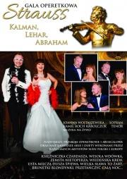 Gala operetkowowa plakat