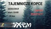 Bieg górski X-Run Tajemnicze Kopce