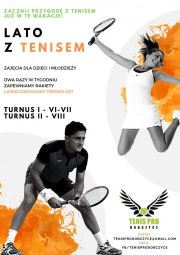 Zajęcia tenisa ziemnego