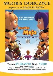 Pszczółka Maja Miodowe igrzyska