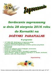 plakat - Kornatka