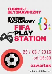 Plakata Fifa Play Station