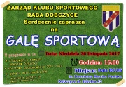 Gala sportowa