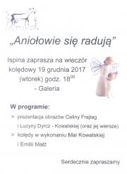 Plakat wieczoru kolęd z Ispiną w wersji png (rozmiar pliku: 221.05 KB)