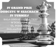 IV Turniej z cyklu IV Grand Prix Dobczyc w szachach