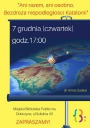 Katalonia - wykład
