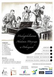 Miedzypokoleniowa Akademia Muzyczna w Dobczycach
